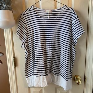 Striped Altar'd State top